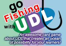 Go Fishing with UDL