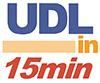 UDL in 15 Minutes logo